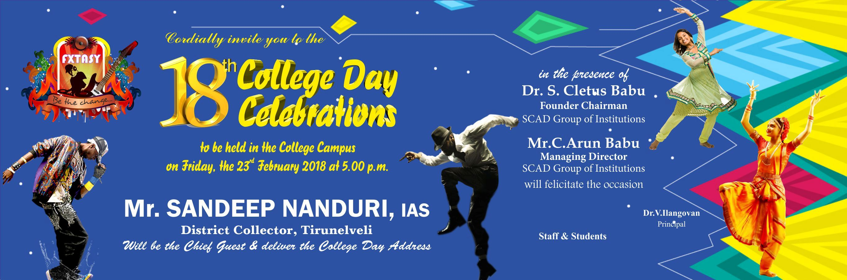 18th College day Celebrations